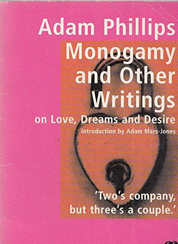 Monogamy *Cq* By PHILLIPS A