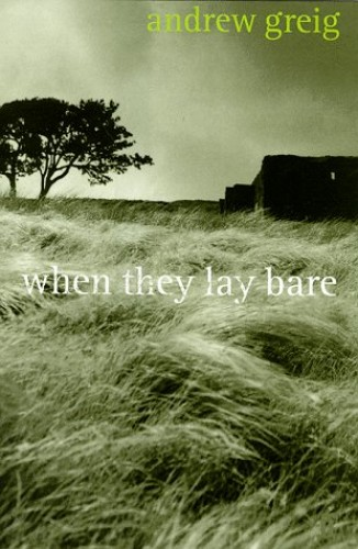When They Lay Bare By Andrew Greig