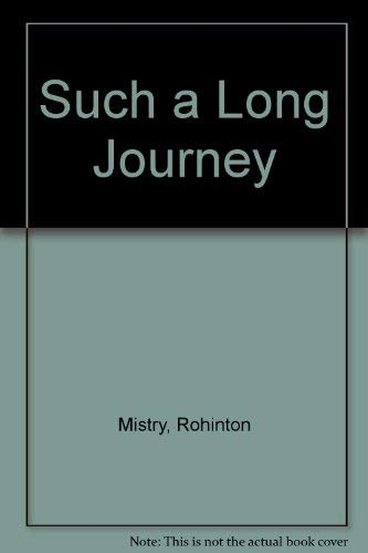Such a Long Journey-Oe By Rohinton Mistry