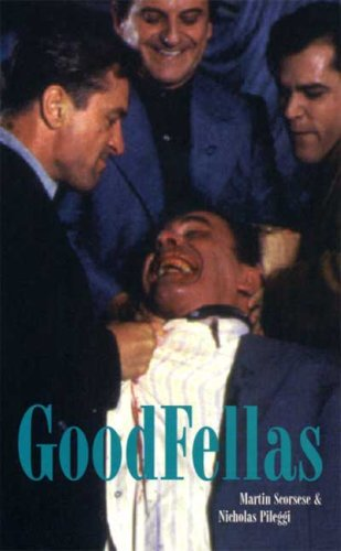Goodfellas: Screenplay (FF Classics) By Martin Scorsese