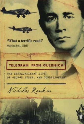 Telegram from Guernica By Nicholas Rankin