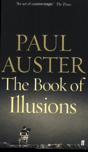 Book of Illusions By Paul Auster