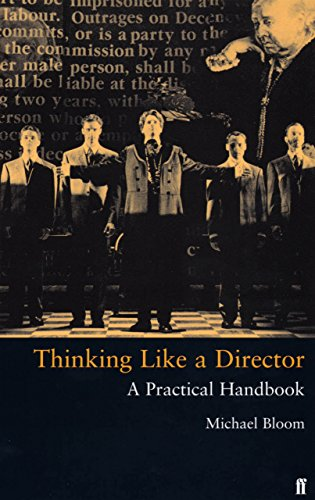 Thinking Like a Director By Michael Bloom