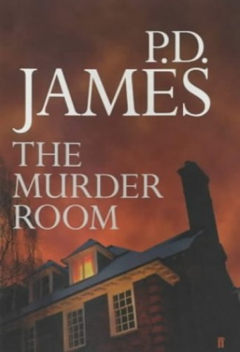 Murder Room (Adam Dalgliesh) By Baroness P. D. James