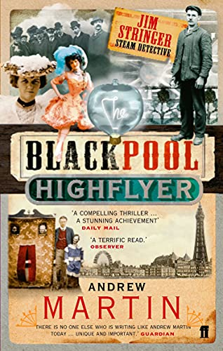 The Blackpool Highflyer (Jim Stringer) By Andrew Martin