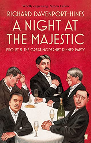 A Night at the Majestic By Richard Davenport-Hines
