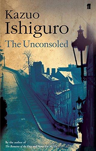 Unconsoled By Kazuo Ishiguro