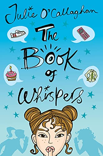 The Book of Whispers By Julie O'Callaghan