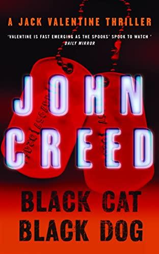 Black Cat, Black Dog By John Creed