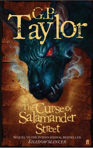 The Curse of Salamander Street By G. P. Taylor