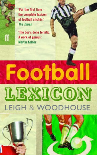 Football Lexicon By David Woodhouse