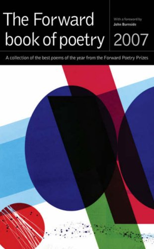 Forward Book of Poetry 2007 By Forward Publishing