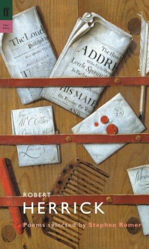 Robert Herrick By Stephen Romer