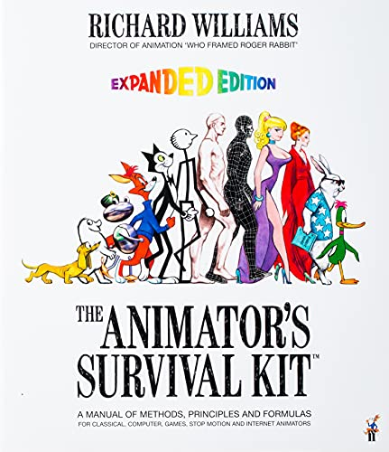 The Animator's Survival Kit by Richard E. Williams