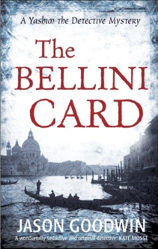 The Bellini Card By Jason Goodwin