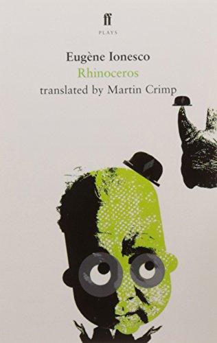 Ionesco's Rhinoceros By Martin Crimp