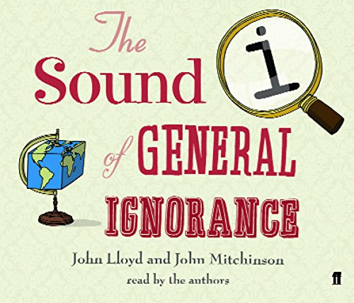Qi: Sound of General Ignorance 3xcd by John Mitchinson
