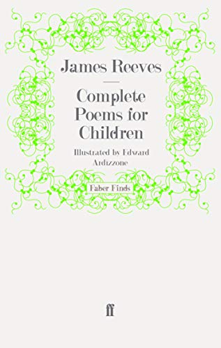 Complete Poems for Children By James Reeves