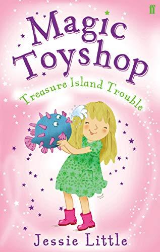 Magic Toyshop: Treasure Island Trouble By Jessie Little