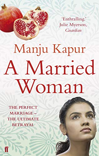 A Married Woman by Manju Kapur