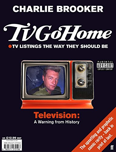 TV Go Home by Charlie Brooker