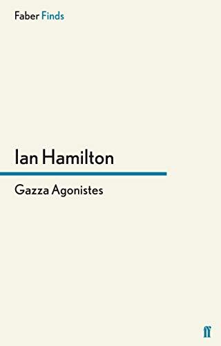 Gazza Agonistes By Ian Hamilton