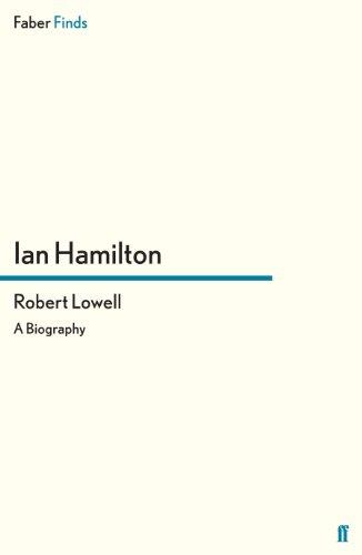 Robert Lowell von Ian Hamilton