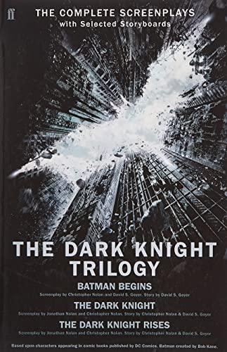 The Dark Knight Trilogy By Christopher Nolan