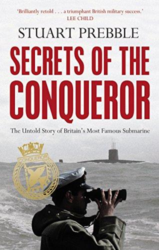 The Secrets of the Conqueror By Stuart Prebble