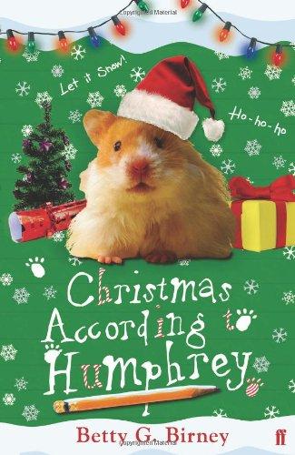 Christmas According to Humphrey By Betty G. Birney