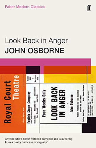 Look Back in Anger By David Hare