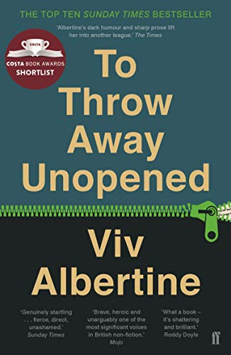To Throw Away Unopened von Viv Albertine