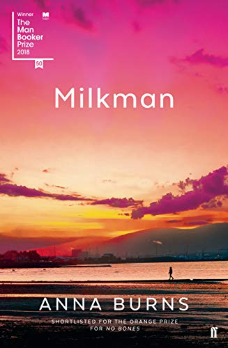 Milkman By Anna Burns