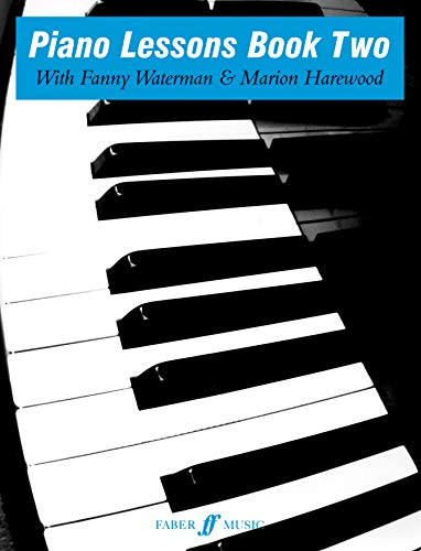 Piano Lessons Book Two By Fanny Waterman