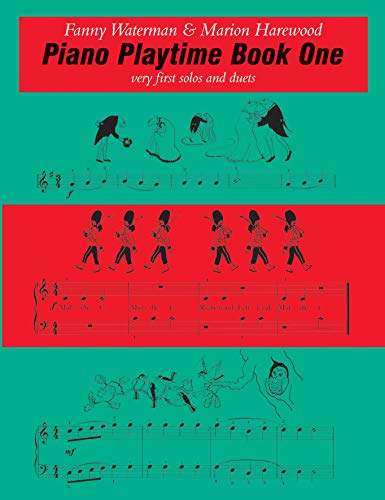 Piano Playtime Book One By Fanny Waterman