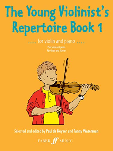The Young Violinist's Repertoire Book 1 By By (composer) Paul de Keyser