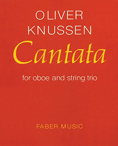 Cantata By Oliver Knussen