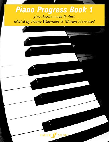 Piano Progress Book 1 By Marion Harewood