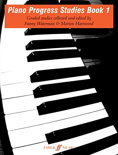 Piano Progress Studies Book 1 By Edited by Marion Harewood