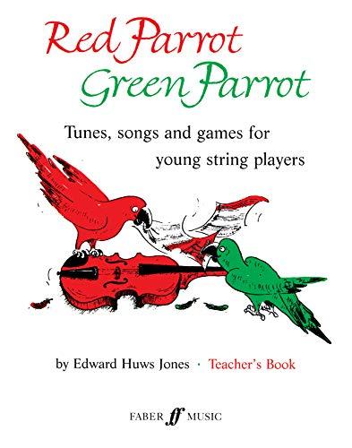 Red Parrot Green Parrot (teacher's book) By Edward Huws Jones