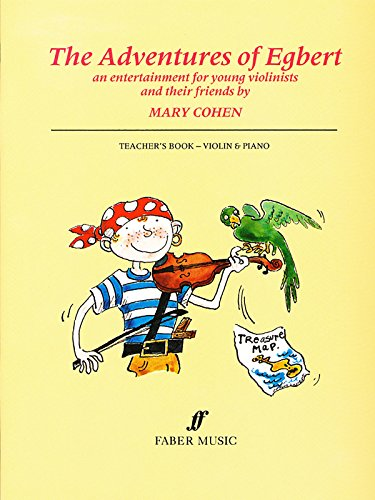 Adventures Of Egbert (Teacher's Book) By By (composer) Mary Cohen