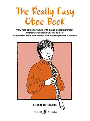 Really Easy Oboe Book By Arranged by (music) Robert Hinchliffe