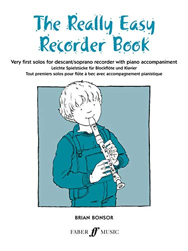Really Easy Recorder Book By By (composer) Brian Bonsor