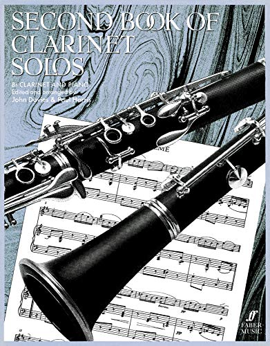 Second Book of Clarinet Solos: (Complete) by John Davies