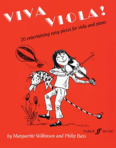 Viva Viola!: (Viola and Piano) by Marguerite Wilkinson