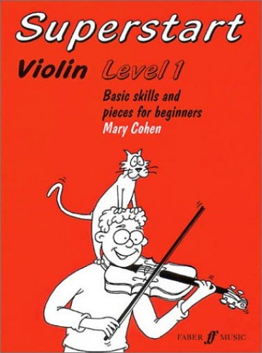 Superstart Violin: Level One By Mary Cohen