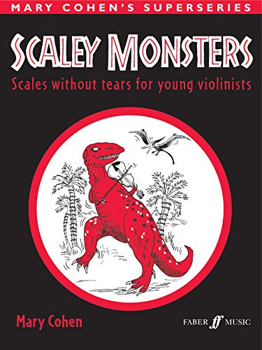 Scaley Monsters By By (composer) Mary Cohen