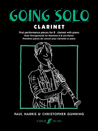 Going Solo (Clarinet) By Christopher Gunning