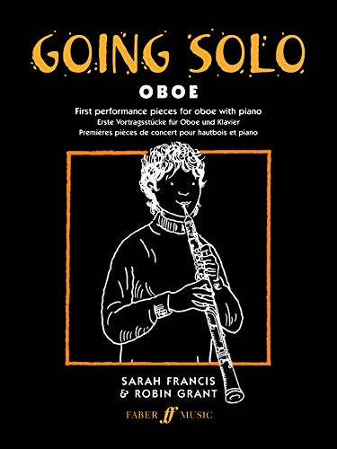Going Solo (Oboe) By Sarah Francis