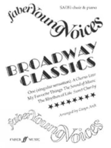 Broadway Classics By (music) Gwyn Arch